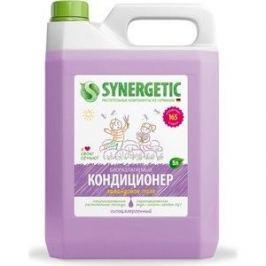 Кондиционер Synergetic для белья ЛАВАНДОВОЕ ПОЛЕ, 5 л