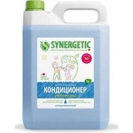 Кондиционер Synergetic для белья УТРЕННЯЯ РОСА , 5 л