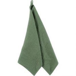 Вафельное кухонное полотенце мятного цвета 47x70 Tkano Essential (TK18-TT0006)