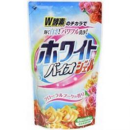 Жидкое средство для стирки Nihon Detergent с отбеливающим и смягчающим эффектами, (запаска) 810 мл