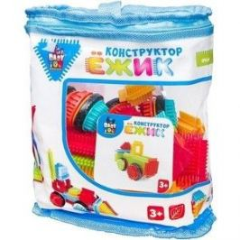 Конструктор Bondibon Ёжик, мельница, 42 детали (ВВ2578 )