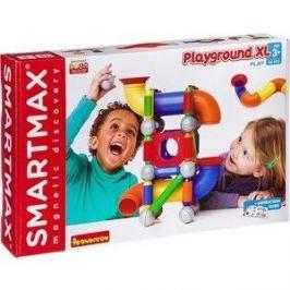 Магнитный конструктор Bondibon SmartMax набор: Большая игровая площадка (ВВ2201)