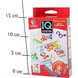 Логическая игра Bondibon IQ- Колечки арт SG 477 RU