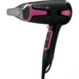 Фен Rowenta CV3812F0 черный/розовый