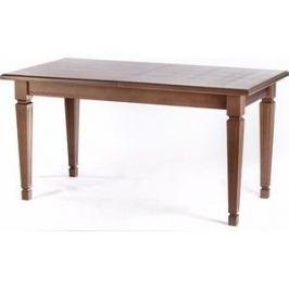 Стол обеденный Мебелик Васко 01 орех 120/170x80
