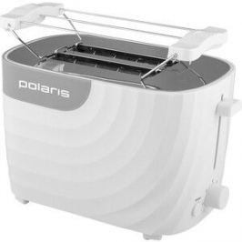 Тостер Polaris PET 0720 ,белый/серый