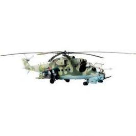 Сборная модель Звезда Советский ударный вертолет Ми - 24В/ВП Крокодил, подарочный набор, 1/72 - ZV - 7293П