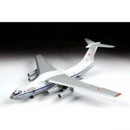 Сборная модель Звезда Военно - транспортный самолёт Ил - 76МД, 1/144 - ZV - 7011