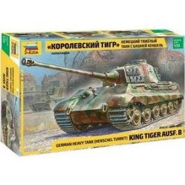 Сборная модель Звезда Тяжелый немецкий танк T - VIB