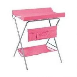 Пеленальный столик Фея розовый 4249-2