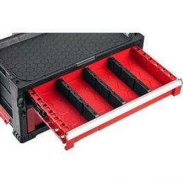 Тележка инструментальная Keter с 5 ящиками Drawer 2+3, 22 (38380-5)