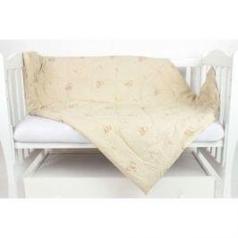 Одеяло AmaroBaby Сладкий сон ШЕРСТЬ (наполнитель 55% пэ, 45% шерсть, ткань поплин 100% хлопок)