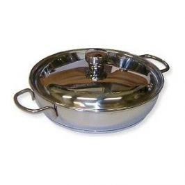 Сковорода с крышкой Амет 1.5 л Прима (1с746 2 ручки)