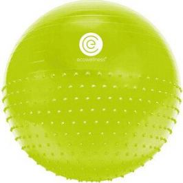 Мяч гимнастический Ecowellness QB-010TG 65 см