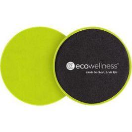 Диски для скольжения Ecowellness QB-923