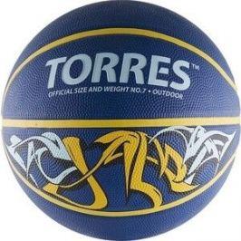 Мяч баскетбольный Torres Jam арт. B00047 р.7