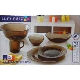 Сервиз столовый 31 предмет Luminarc Амбьянте эклипс (L5177)