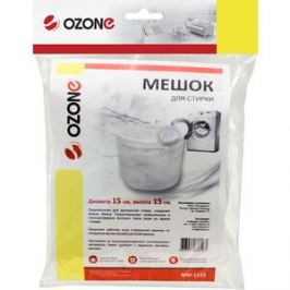 Мешок для стирки Ozone цилиндрический 1шт (WM-1123)