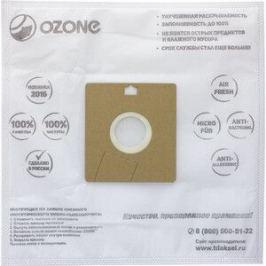 Фильтр для пылесоса Ozone совместимы с SAMSUNG тип оригинального мешка: VP-77, 12 шт (XXL-03)