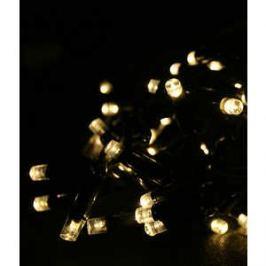 Гирлянда Light Светодиодная нить тепл. белая 10 м чёрный провод