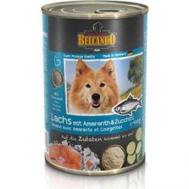 Консервы Belcando Adult Dog Salmon, Amaranth and Zucchini с лососем, амарантом и цукини для собак 400г