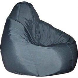 Кресло-мешок POOFF Груша оксфорд серый XL