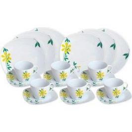 Сервиз столовый 18 предметов Merci Mignon (MF-4153)