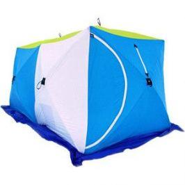 Палатка для зимней рыбалки Стэк Куб-2 Дубль трехслойная