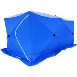 Палатка для зимней рыбалки Стэк Куб-3 Дубль трехслойная