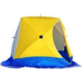 Палатка для зимней рыбалки Стэк Куб-3 Long трехслойная