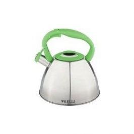 Чайник 3л Kelli KL-4337 зеленый