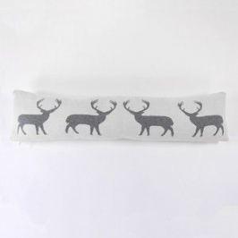 Подушка-валик с орнаментом EnjoyMe Deer, 20х80 см