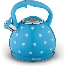 Чайник 3л Kelli KL-4316 синий