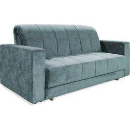 Прямой диван OrthoSleep Спринг 1.4 + Б№1 vital blue