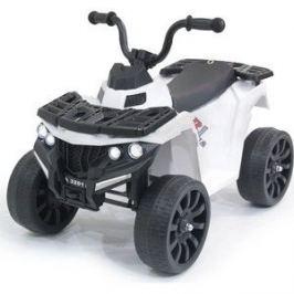 Детский квадроцикл FUTAI R1 на резиновых колесах 6V - 3201-WHITE