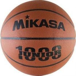 Мяч баскетбольный Mikasa BQJ1000, р. 5, корич-оранж-чер