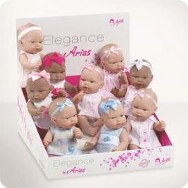 Кукла Arias ELEGANCE винил. 26 см. (Т11061)