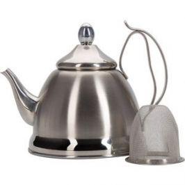 Заварочный чайник 0.8 л с ситечком Regent Promo (94-1505)