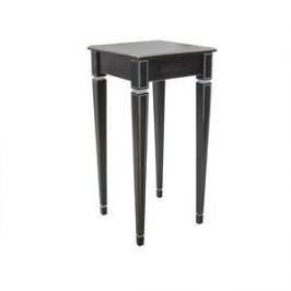 Подставка Мебелик Васко В 47Н венге/серебро
