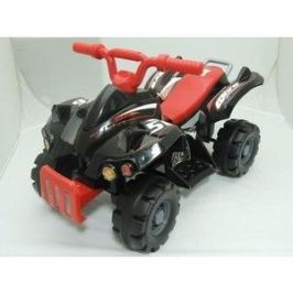 Детский электроквадроцикл Jiajia черный - 8070390-B