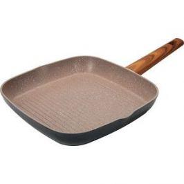 Сковорода-гриль Regent 28x28 см Legno (93-AL-LE-6-28)