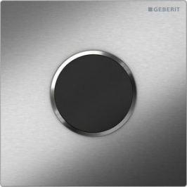 Привод смыва Geberit HyTronic Sigma 10 инфракрасный, для писсуара, питание от батареек, нержавеющая сталь