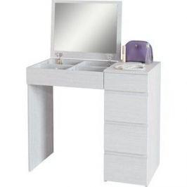 Туалетный столик Мастер Триверо-1 (белый)