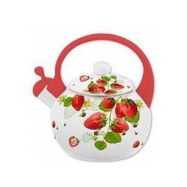 Чайник эмалированный со свистком 2.0 л Appetite Верано (FT7-VR)