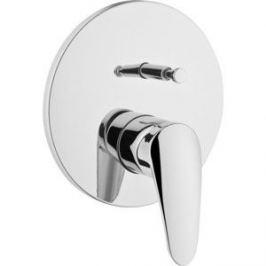 Смеситель для ванны Vitra Dinamic S накладная панель, для механизма A41949EXP (A42211EXP)