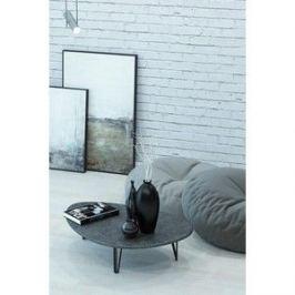 Столы журнальные Калифорния мебель Дадли Серый бетон