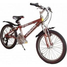 Велосипед 2-х колесный Funny Scoo MS-A2018 Alfa 18ск. браун