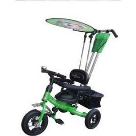 Велосипед трехколесный Funny Scoo Volt Air (MS-0576) зеленый