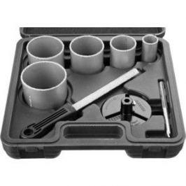 Набор буровых коронок Stayer Professional d 33, 53, 67, 73, 83 мм , 8 предметов (33345-H8)