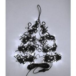 Light Светодиодная гирлянда на елку Пятиминутка 1.5м, зел. пр., белый
